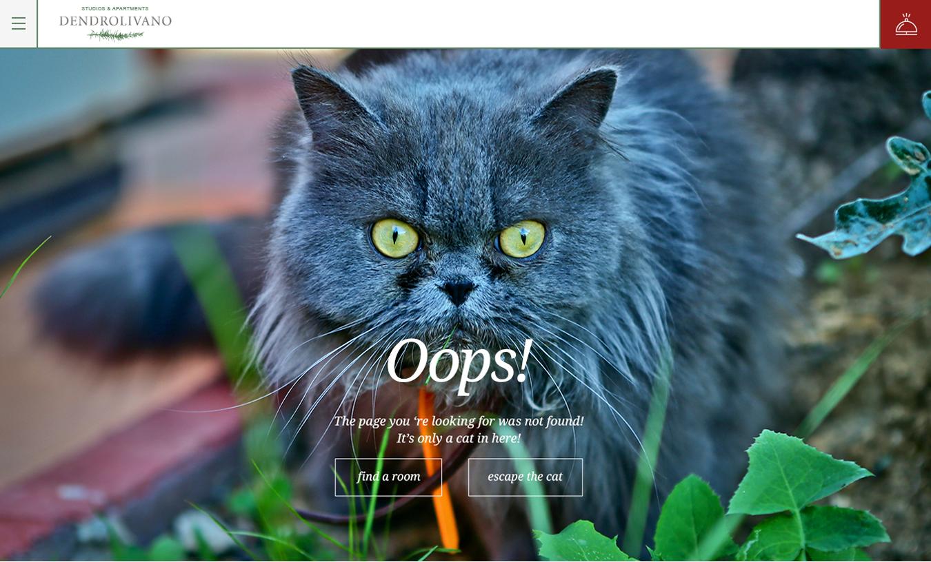 Dendrolivano 404 Page