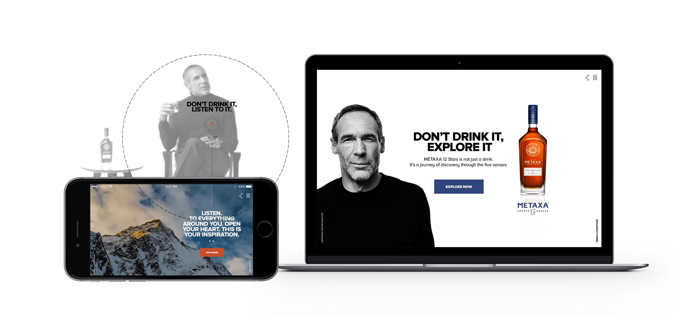 Awarded digital campaign