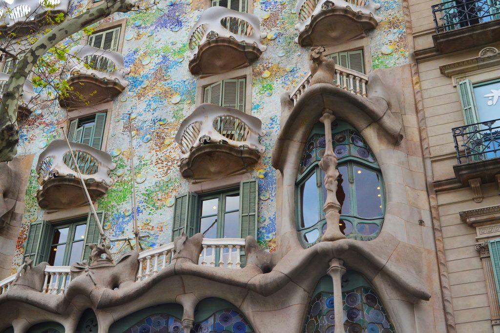 Interweave's journey to Barcelona city