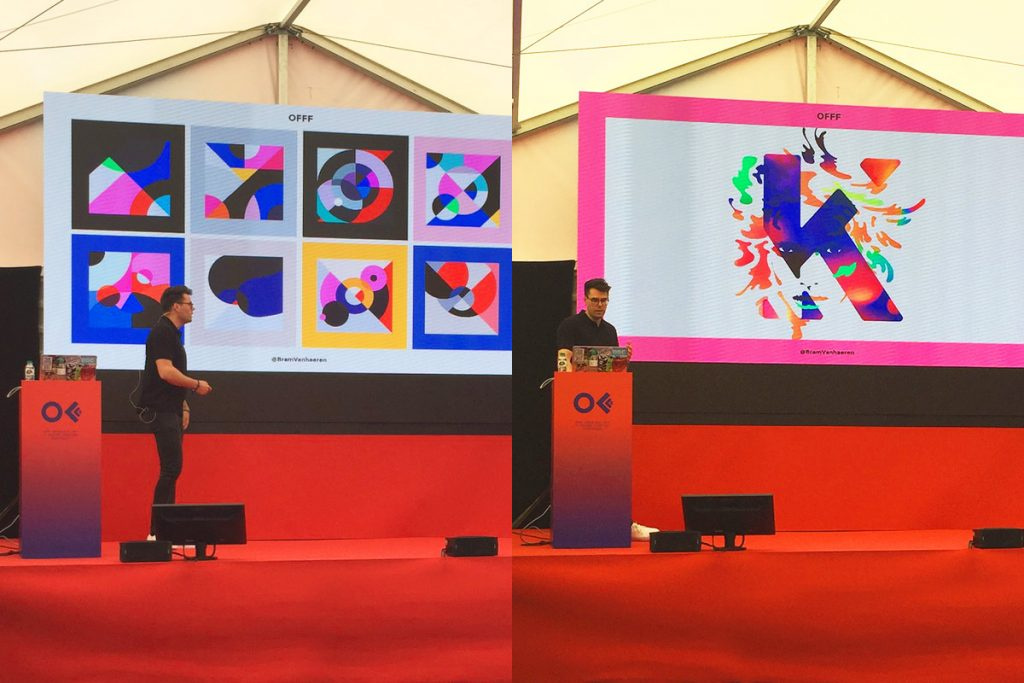 OFFF conference in Barcelona